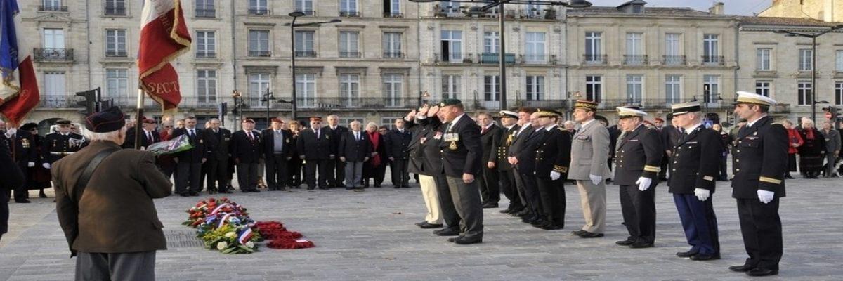 Esplanace CH de Gaulle Bordeaux