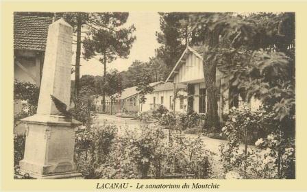 Sanatorium du moutchic compresse